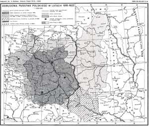 Польша в 1918—1922