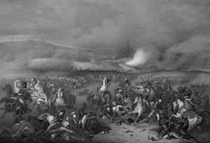 Боевое крещение кавалергардов 20 ноября 1805 года в битве при Аустерлице