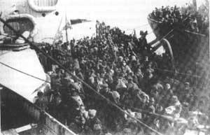 Эвакуация белых из Новороссийска