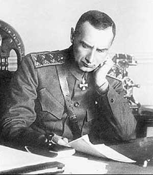 А. В. Колчак С 18 ноября 1918 г. по 4 января 1920 г. в должности Верховного Правителя