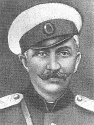 Атаман Войска Донского П. Н. Краснов