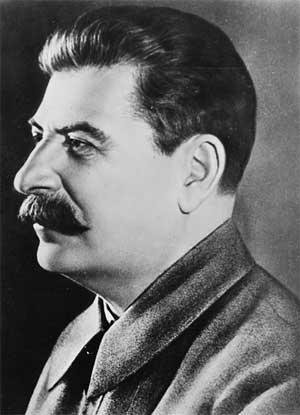 Преемник Ленина — И. В. Сталин
