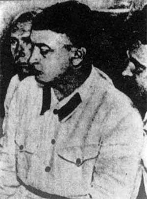 Тухачевский на суде.