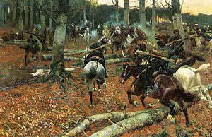 Кавказская война (Франц Рубо)