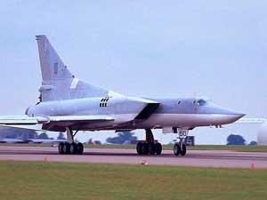 Ту-22М3 ВВС Украины. Российский самолёт этого типа был сбит в районе боевых действий в ночь на 9 августа