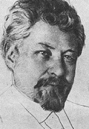 В. М. Чернов (1873—1952)