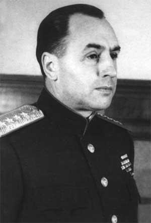 Алексей Антонов, заместитель начальника Генерального штаба РККА, ведущий разработчик плана операции
