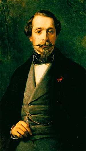 Наполеон III, император Франции (1852—1870)