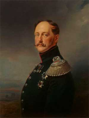Николай I, император всероссийский (1825—1855)