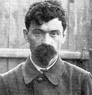 Комендант Дома Ипатьева Я. М. Юровский (1918 год)