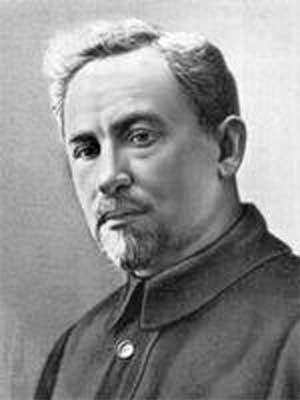Один из организаторов расстрела царской семьи, член президиума Уралоблсовета Голощёкин Ф. И.
