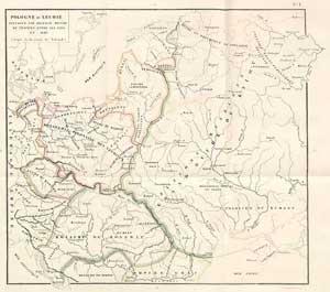 Русь, Польша и Литва в 1139 году