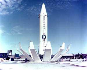 Ракета средней дальности США PGM-19 «Юпитер»